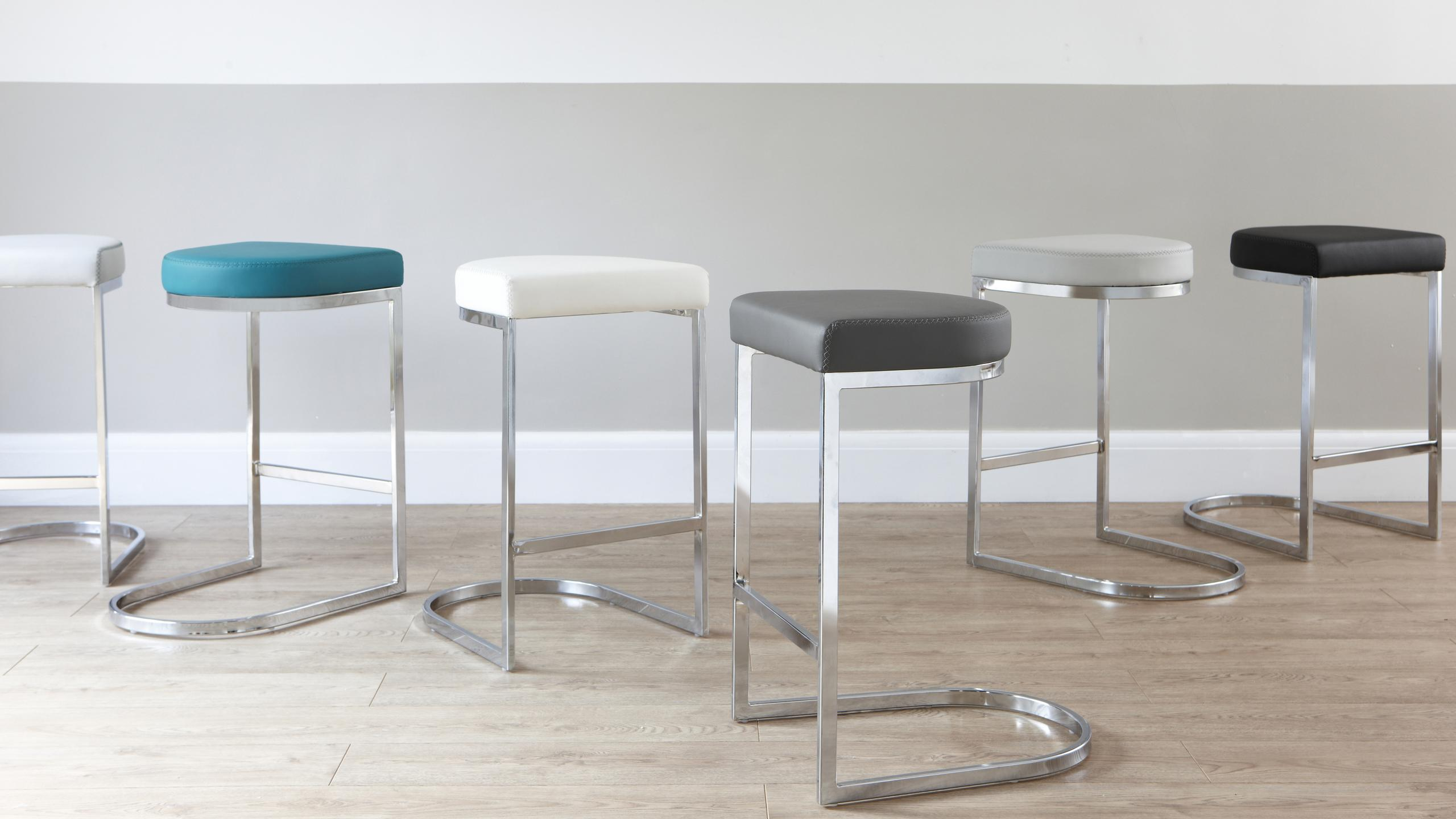 Backless vs Backrest Kitchen Bar Stools