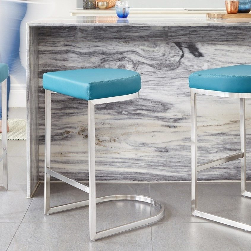 Form Stainless Steel Bar Stool