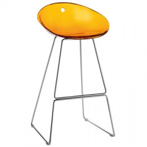 Coco A Frame bar stool - a statement piece of furniture