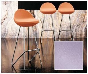 Pastel bar stools, Danetti