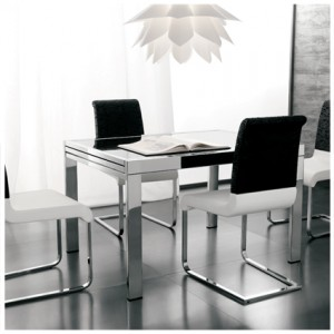 Etti extendable dining table