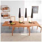 Galaxy extending dining table