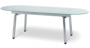 Lenda curved table