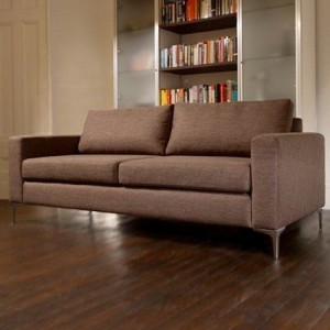 Russi sofa, with measurements