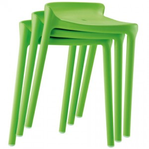 Silvi stools for outdoor use