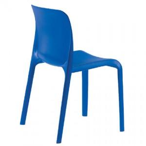 Blue Emo chair
