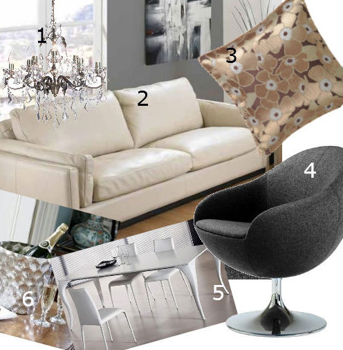 Luxe cocoon trend - interiors