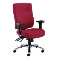Previl fabric desk chair