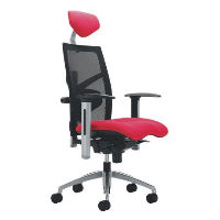Zap gas lift office chair