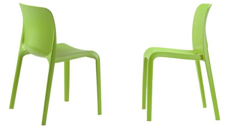 Emo plastic garden chair