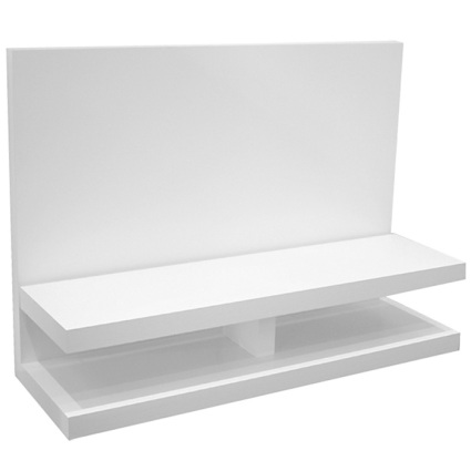 Petar high back plasma TV stand