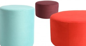 Drum Low Round Stools