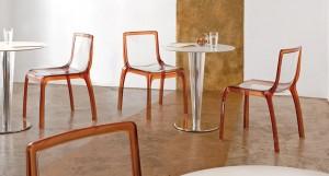 Misso Plastic Dining Chair