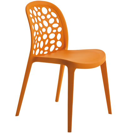Prima Funky Plastic Coloured Chair