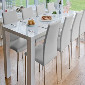 Fern and Elise Extending Dining Set