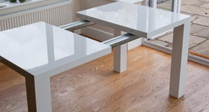 Fern Extending Dining Table mechanism - very easy to use!