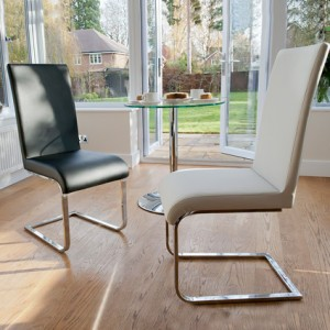 Imola Cantilever Dining Chair