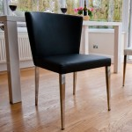 White Dining Chairs Offer Effortless Style