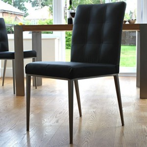 Moda Black Dining Chair