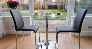Tori Modern Black Dining Chair