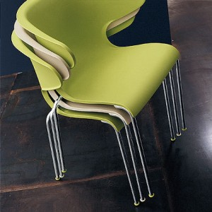 Arezzo Stackable Armchair