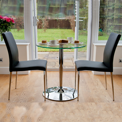 Nato and Elise 2 Seater Dining Set