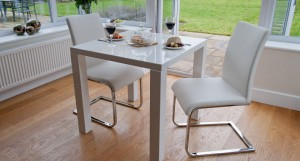Verona Cantilever Dining Chair