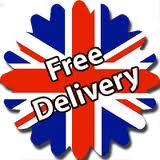 Free Delivery for 2 to 5 June 2012