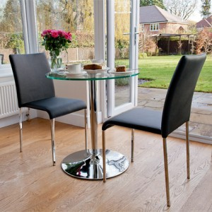 Naro and Tori 2 Seater Dining Set