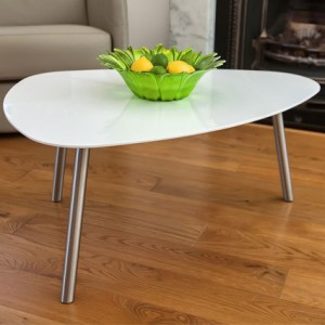 Assi White Gloss Coffee Table