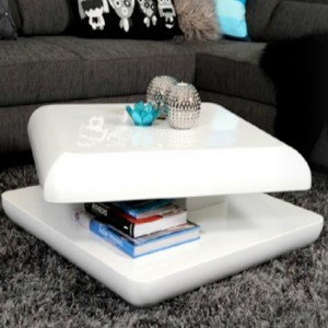 Bianco White Gloss Coffee Table