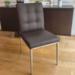 Moda Dining Chair in Brown