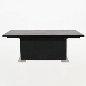 Sanza Wenge Extending Dining Table