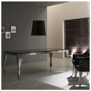 Magi Glass Dining Table