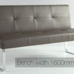 Upholstered Leather Dining Benches - Comfy, Versatile and Trendy!