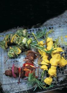 Best Marinated Fish Kebabs
