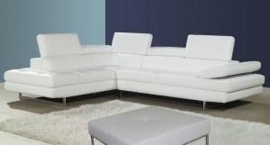 Anglo Leather Corner Sofa