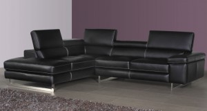 Como Leather Corner Sofa £2299.00