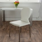 Lilly Faux Leather Dining Chair £89.00
