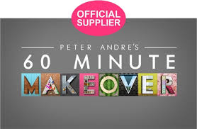 Danetti Official Suppliers to 60 Minute Makeover