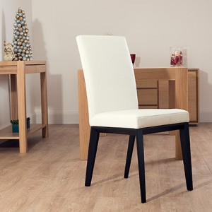 Carlo Premium Leather Dining Chair £119.00