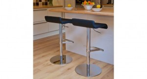 Fondi Chrome Gas Lift Bar Stool £109.00