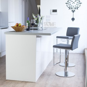 Nicci Gas Lift Bar Stool £129.00