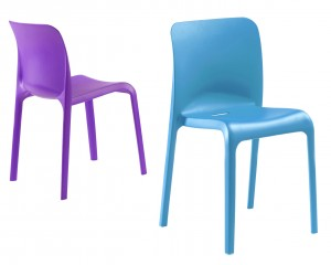 Classic Wooden Sofa Set, Our Top 5 Coloured Plastic Dining Chairs Danetti