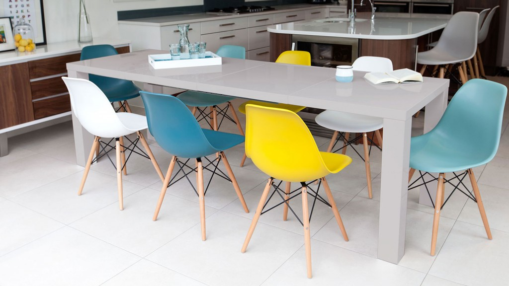 Get Fruity With Brightly Coloured Kitchen Dining Chairs Danetti