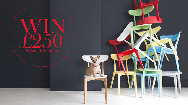Win £250 with our Danetti giveaway