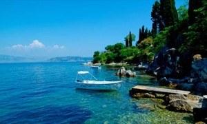 Agni Bay Corfu