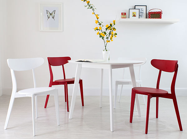 Senn Colourful Dining Chair