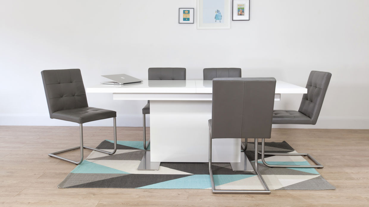 sanza-and-danni-white-gloss-extending-dining-set-2