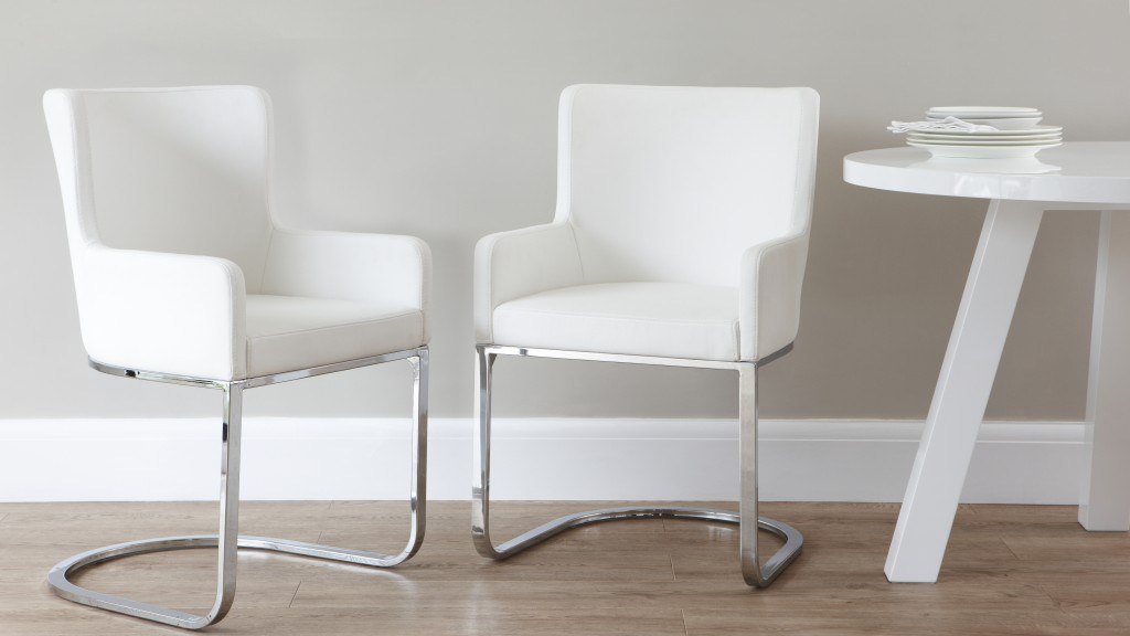 Form Dining Arm Chair White copy